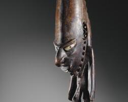 78. bouchon de flûte, aire biwat (mundugumor), cours moyen de la rivière yuat, bas-sepik, papouasie nouvelle-guinée