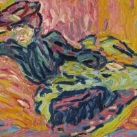 10. 恩斯特·路德維希·基希納 | 《沙發上的少女》