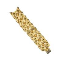 28. gold bracelet, wander