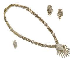 307. 鑽石首飾套裝, 梵克雅寶(van cleef & arpels)