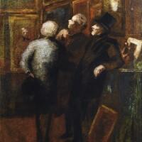 406. Honoré Daumier