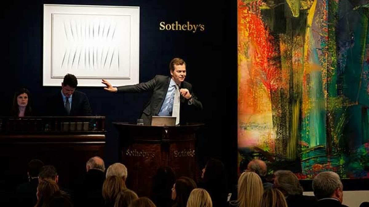 как подать фото на аукцион сотбис жалуются