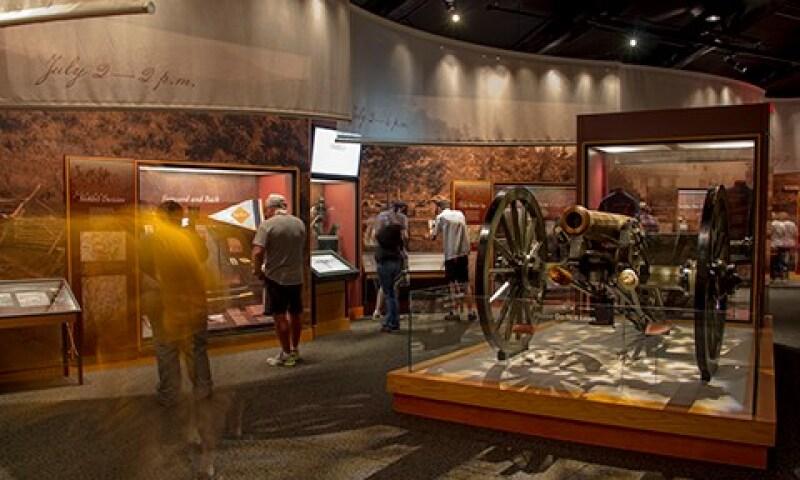 GettysburgMuseum_Interior