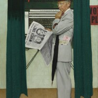 12. Norman Rockwell