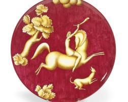 327. gio ponti (1891 - 1979) for richard ginori