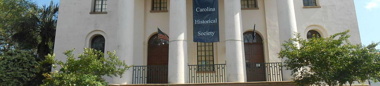 The South Carolina Historical Society