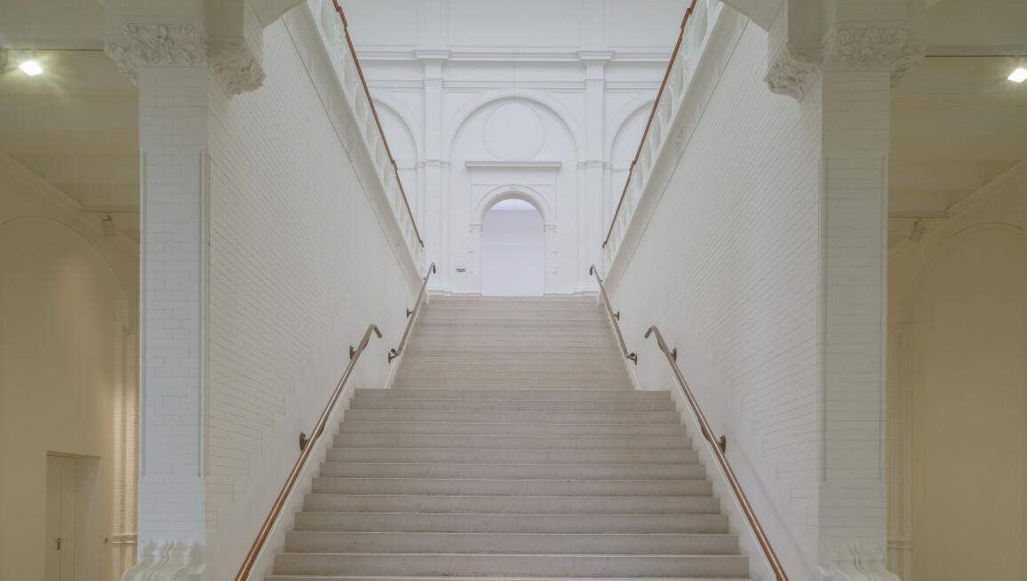 Interior View, Stedelijk Museum