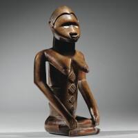 25. statue, bembe, république du congo