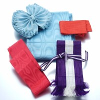 26. a collection of sashes for the orders