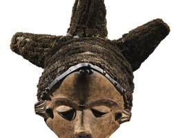 52. pende mask, democratic republic of the congo  
