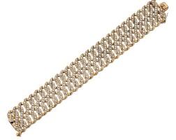 29. diamond bracelet, van cleef & arpels