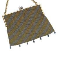 14. lady's evening bag, early 20th century and later