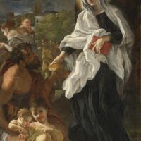 111. Giovanni Battista Gaulli, called Il Baciccio