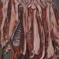 1072. 曾梵志 | 肉
