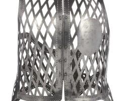 3034. 十八世紀中葉 歐洲金屬緊身衣