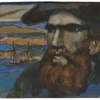 4. jack b. yeats, r.h.a. | the sea captain