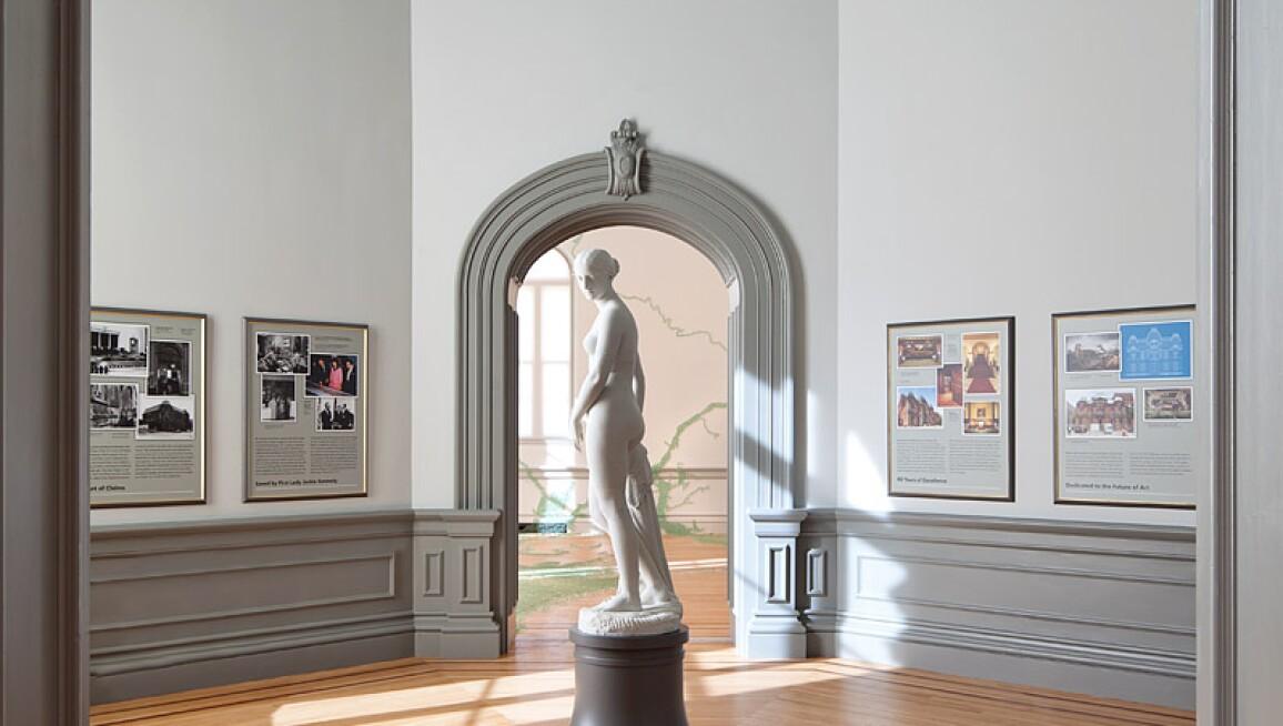 Interior View, Renwick Gallery