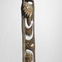 212. ewa male figure, korowori river, middle sepik province, papua new guinea