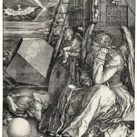 11. albrecht dürer | melencolia i (b. 74; m., holl. 75)
