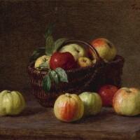 150. henri fantin-latour | pommes
