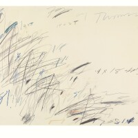 5. Cy Twombly