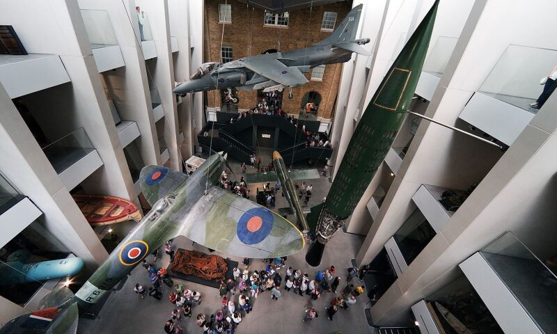 Interior, Imperial War Museum