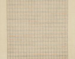147. agnes martin | untitled