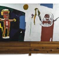 1042. Jean-Michel Basquiat