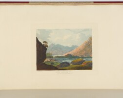 32. fielding, thedore henry. 'cumberland, westmoreland, and lancashire'. london: howlett & brimmer, 1822