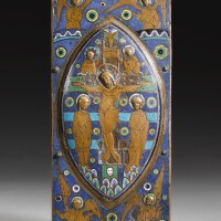 8. french, limoges, 13th century