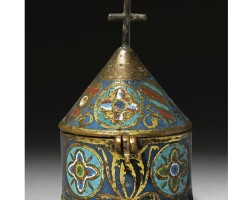 10. french, limoges, 13th century