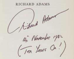 1. Adams, Richard