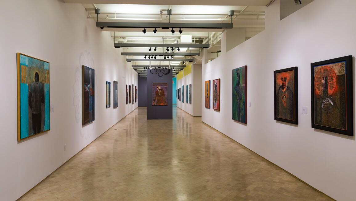 Interior View, El Museo del Barrio