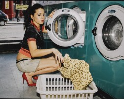 26. diane patrice | amy at the laundromat, 2004