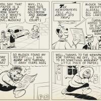 5. carl barks (1901-2000) picsou, uncle scrooge #59