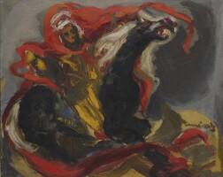 5. emmanuel mane-katz | the fiery horseman