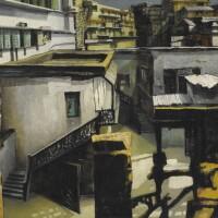 4. bikash bhattacharjee | untitled (rooftops)