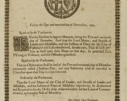 7. english civil war--england. parliament.