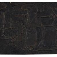 4. alberto burri | oggetto: nero