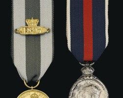 35. jubilee and coronation medals awarded to the 2nd duke of cambridge  