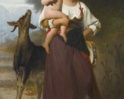 9. William-Adolphe Bouguereau