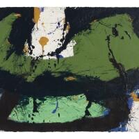 412. Norman Bluhm (1921 - 1999)