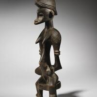 28. statuette, sénufo, côte d'ivoire |