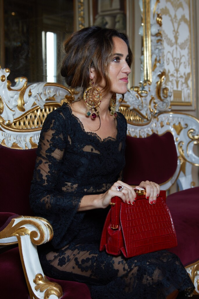 buy online e33bb f6f30 Coco Brandolini on Jewelry, Style and her Fabulous Family ...