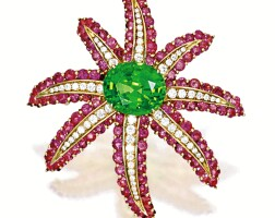 1607. Paloma Picasso for Tiffany & Co.