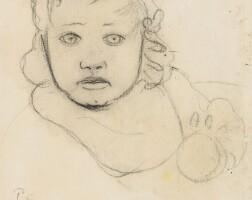 103. paul gauguin | tête d'enfant