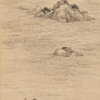 2542. 王宸 1720 - 1797 | 洞庭秋月