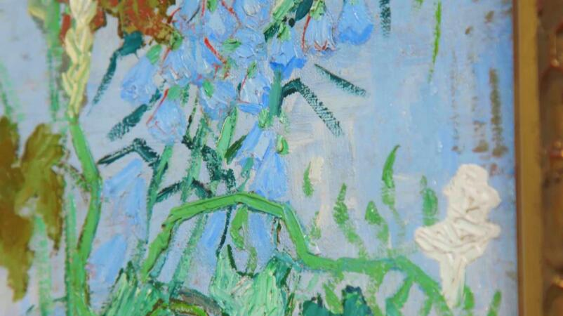 A Dazzling Still Life from the Final Days of Van Gogh