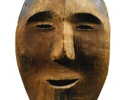 130. masque, eskimo, alaska |