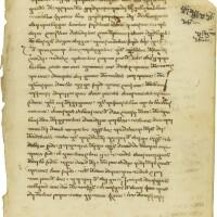 10. homilies, in medieval georgian, in nuskuri script, manuscript on vellum [georgia, eleventh century]